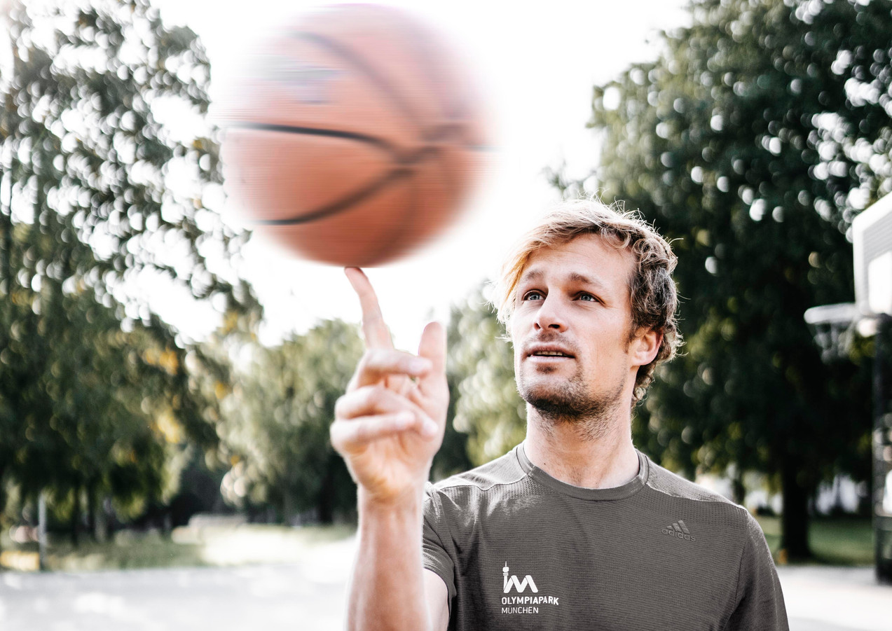 Andreas Müllner Sport Basketball Model Männlich