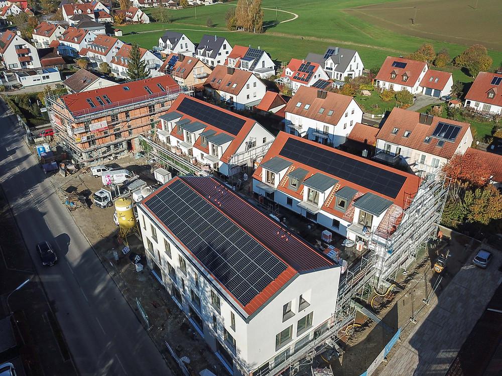 Photovoltaikanlagen lohnen sich auch aktuell noch für den Privatkunden