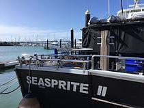 Seasprite stern
