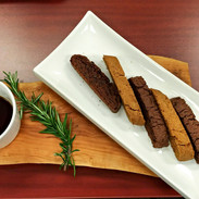 Selection of biscotti