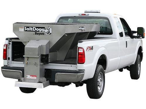 1400701SS SaltDogg® 1.5 Cubic Yard Electric Stainless Hopper Spreader