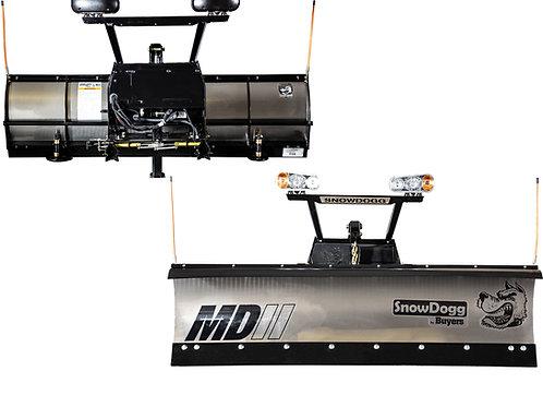 "SnowDogg® MDII Snow Plow MD80II 96"""
