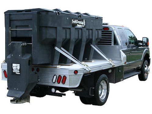 SHPE3000 SaltDogg®  Electric Poly Hopper Spreader with Auger