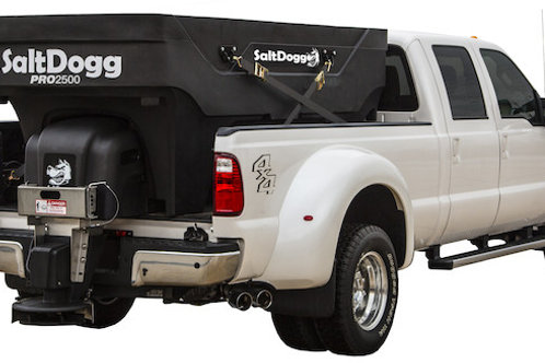 PRO2500 SaltDogg®  Electric Poly Hopper Spreader with Auger