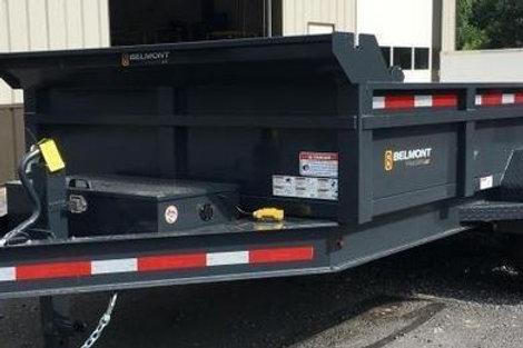 Belmont Low Profile Dump Trailer DLT7212-10K