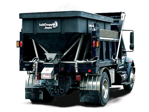 SHPE6000 SaltDogg®  Electric Poly Hopper Spreader with Auger