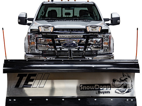 SnowDogg® TEII Snow Plow with RapidLink™ TE75II 90""