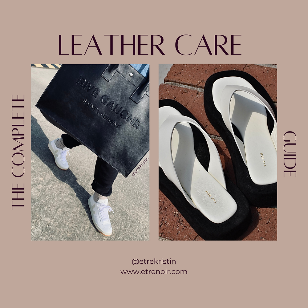 Caring For Your Leather