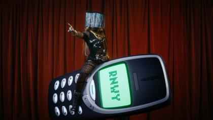 Bree Runway 'Little Nokia'