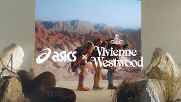 Vivienne Westwood x Asics