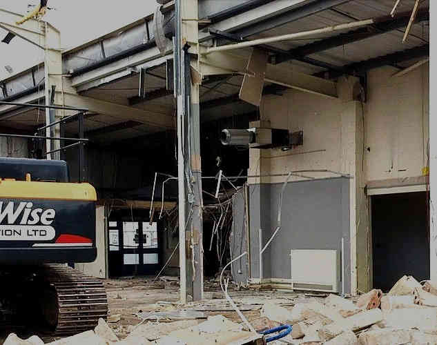Jim Wise Demolition | Demolition contractors in Nottinghamshire