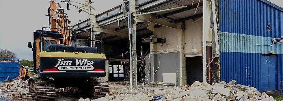 Demolition Contractors | Jim Wise Demolition