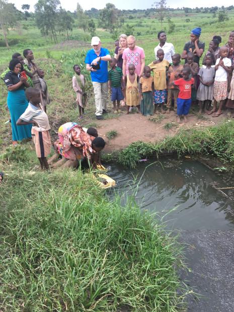 Trinkwasser für Luuka