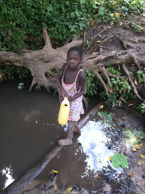 Situation der Trinkwassergewinnung in den Dörfern Ugandas