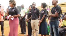 Einweihung Tabitha Village in Uganda