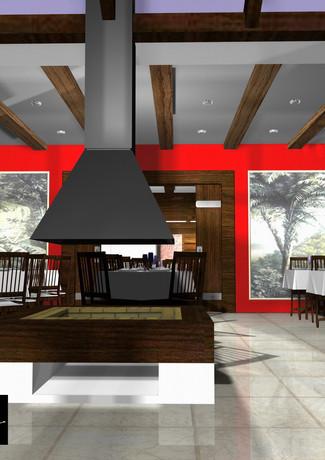 Projeto Restaurante Carrero - São Manoel - SP
