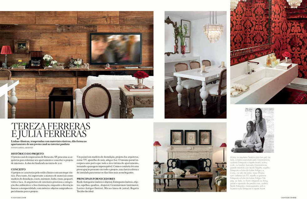Anuário Casa Vogue 2012