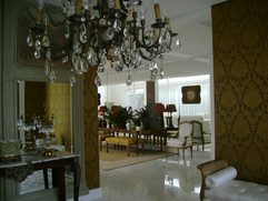 Casa Curitiba - Hall