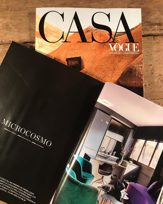 Revista Casa Vogue Set.2019