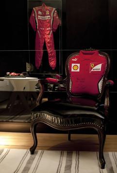 Espaço em Homenagem ao Piloto de Fórmula 1 - Felipe Massa