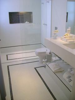 Gazebo - Banheiro