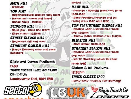 Hog Hill: Event Agenda