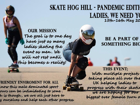 Ladies, We need you!