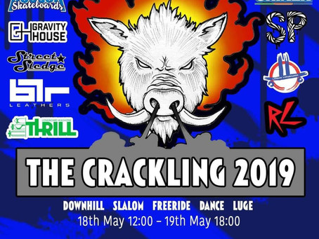 The Crackling: 18-19th May 2019