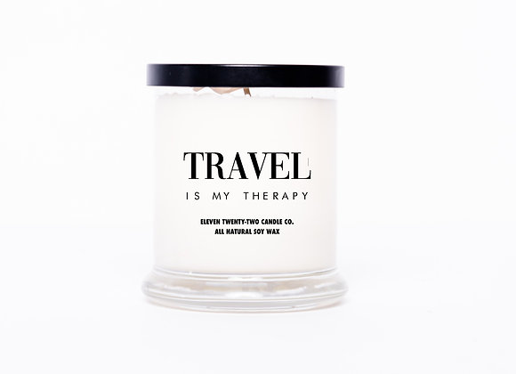 TRAVEL IS MY THERAPY