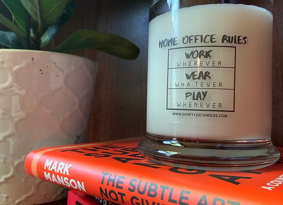 HOME OFFICE RULES