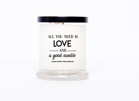 A GOOD CANDLE