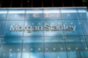 Morgan Stanley office & logo (higher res