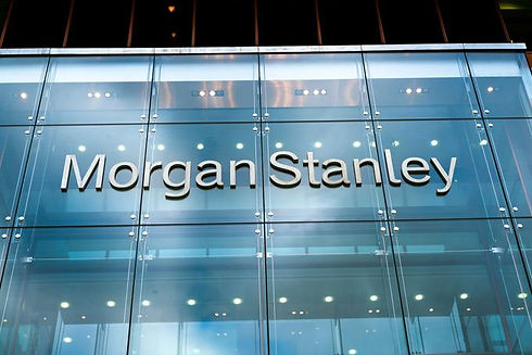 Morgan Stanley office & logo (higher res