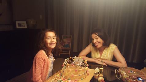 With Ayelet Zorer