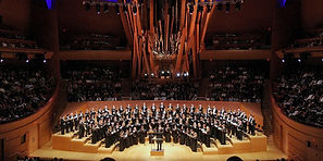 THE LOS ANGLES MASTER CHORALE