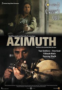 AZIMUTH, MIKE BURSTYN, WAR MOVIE