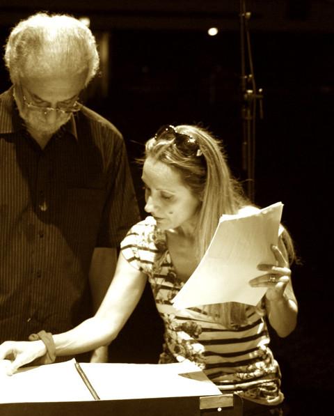 With iPalpiti's maestro Eduard Scmieder