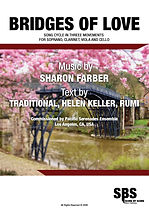 BRIDGES OF LOVE SCORE - SHARON FARBER