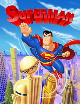 SUPERMAN AND BATMAN - WARNER BROTHERS ANIMATED TV SERIES - SHARON FARBER