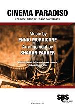 CINEMA PARADISO SCORE - SHARON FARBER