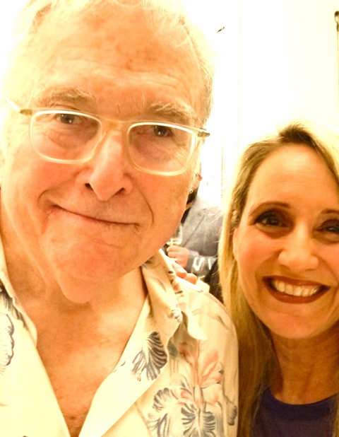 With OSCAR winner Film composer Randy Newman