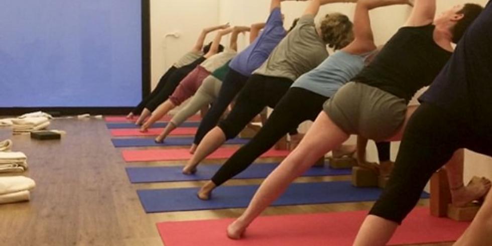 Lezioni Introduttive allo Yoga Iyengar 2018