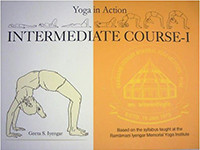 Yoga in action : Intermediate Course