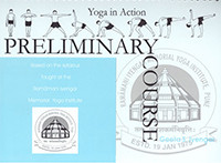 Yoga in action : A Preliminary Course
