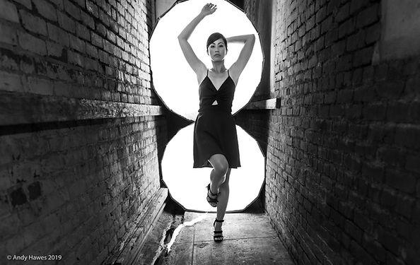 Andy Hawes Fashion Photography, Kimberly