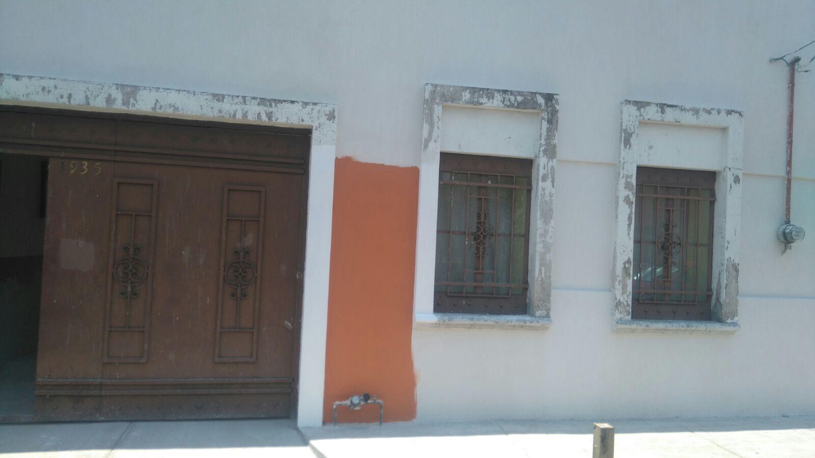 fachada antes