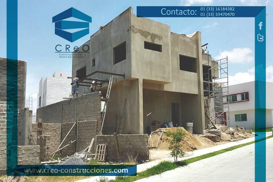 Construcción de Residencia