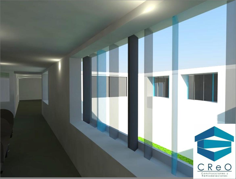 Diseño de oficinas Unitrade, Gdl