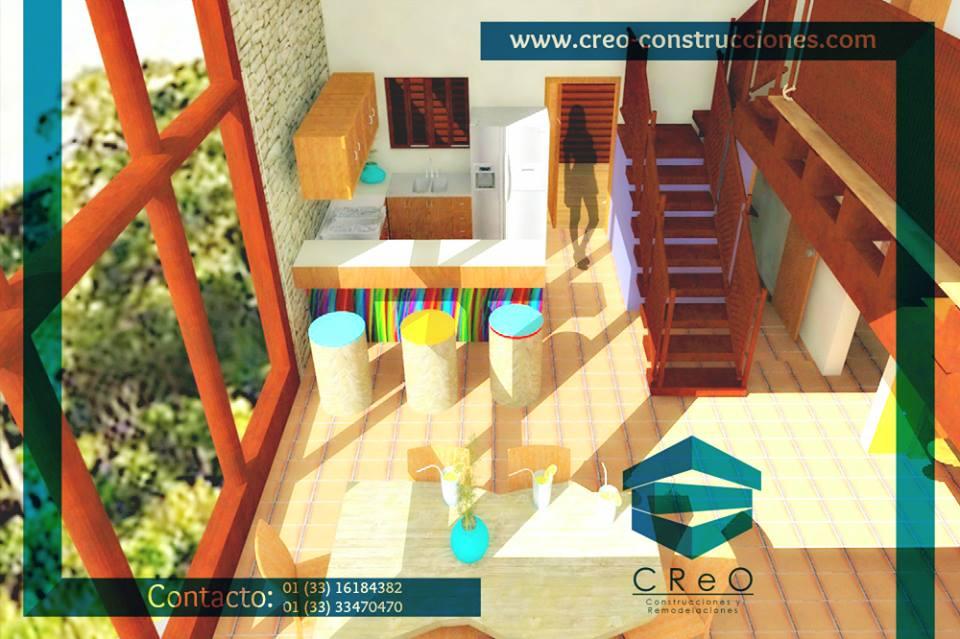 Diseño cabañas Tulum