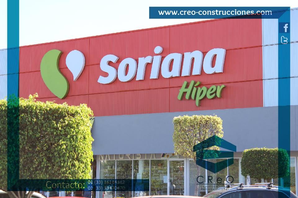 Remodelación Soriana